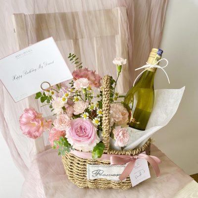 Chardonnay Blooms