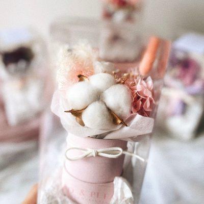 Pink Puffie Puff