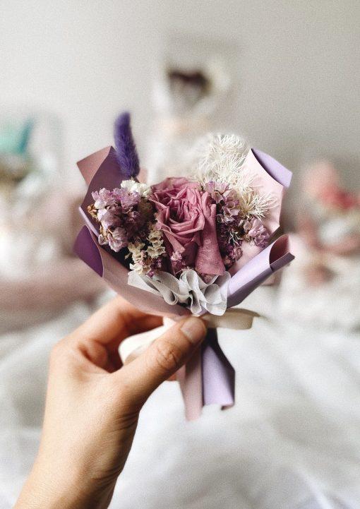 Single Lavender Preserved