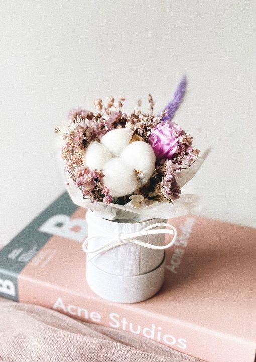 Lavender Puffie Puff